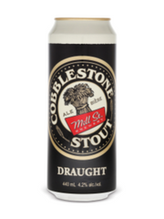 Mill Street Cobblestone Stout Ale (440 mL can)  - Urbery