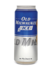 Old Milwaukee Ice Lager (6x473 mL can)  - Urbery