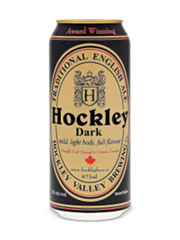 Hockley Dark Ale (473 mL can)  - Urbery
