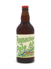 Pugnacious Pale Ale (500 mL bottle)  - Urbery