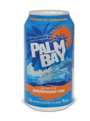 Palm Bay Ruby Grapefruit Sunrise Spritz Coolers (6x355 mL can)  - Urbery