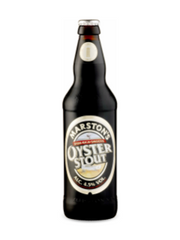 Marston's Oyster Stout Ale (500 mL bottle)  - Urbery