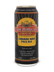 The Publican's House Square Nail Pale Ale (473 mL can)  - Urbery