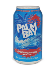 Palm Bay Strawberry-Pineapple Coolers (6x355 mL can)  - Urbery