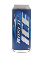 Busch Ice Lager (6x473 mL can)  - Urbery