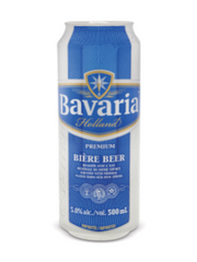 Bavaria of Holland Lager (6x500 mL can)  - Urbery