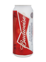 Budweiser Lager (473 mL can)  - Urbery