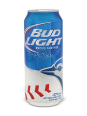 Bud Light Lager (6x473 mL can)  - Urbery