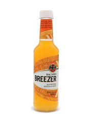 Bacardi Breezer Tropical Orange Smoothie Coolers (4x330 mL bottle)  - Urbery