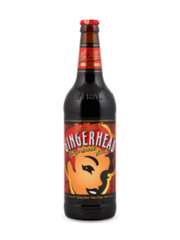 Red Racer Gingerhead Gingerbread Stout Ale (650 mL bottle)  - Urbery