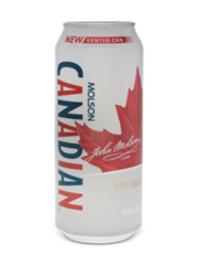 Molson Canadian Lager (473 mL can)