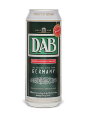 Dab Original Lager (500 mL can)  - Urbery