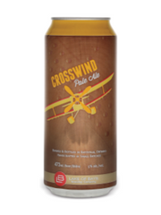 Lake of Bays Crosswind Pale Ale (473 mL can)  - Urbery