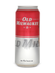 Old Milwaukee Lager (6x473 mL can)  - Urbery