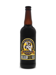 Highlander Blacksmith Smoked Porter Ale (650 mL bottle)  - Urbery