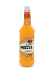 Bacardi Breezer Tropical Orange Smoothie Coolers (1000 mL bottle)  - Urbery
