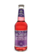 Seagram Wild Berry the Original Coolers (4x341 mL bottle)  - Urbery