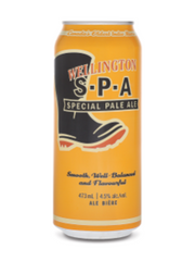 Wellington Special Pale Ale (473 mL can)  - Urbery