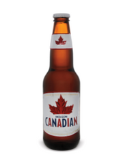 Molson Canadian Lager (24x341 mL bottle)  - Urbery