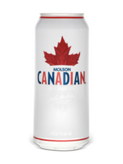 Molson Canadian Lager (6x473 mL can)  - Urbery