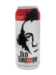 Old Tomorrow Canadian Pale Ale (473 mL can)  - Urbery