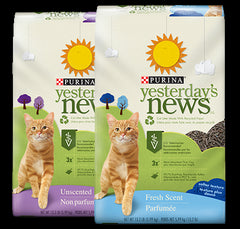 Purina Yesterday's News Softer Texture Cat Litter (12 kg)  - Urbery