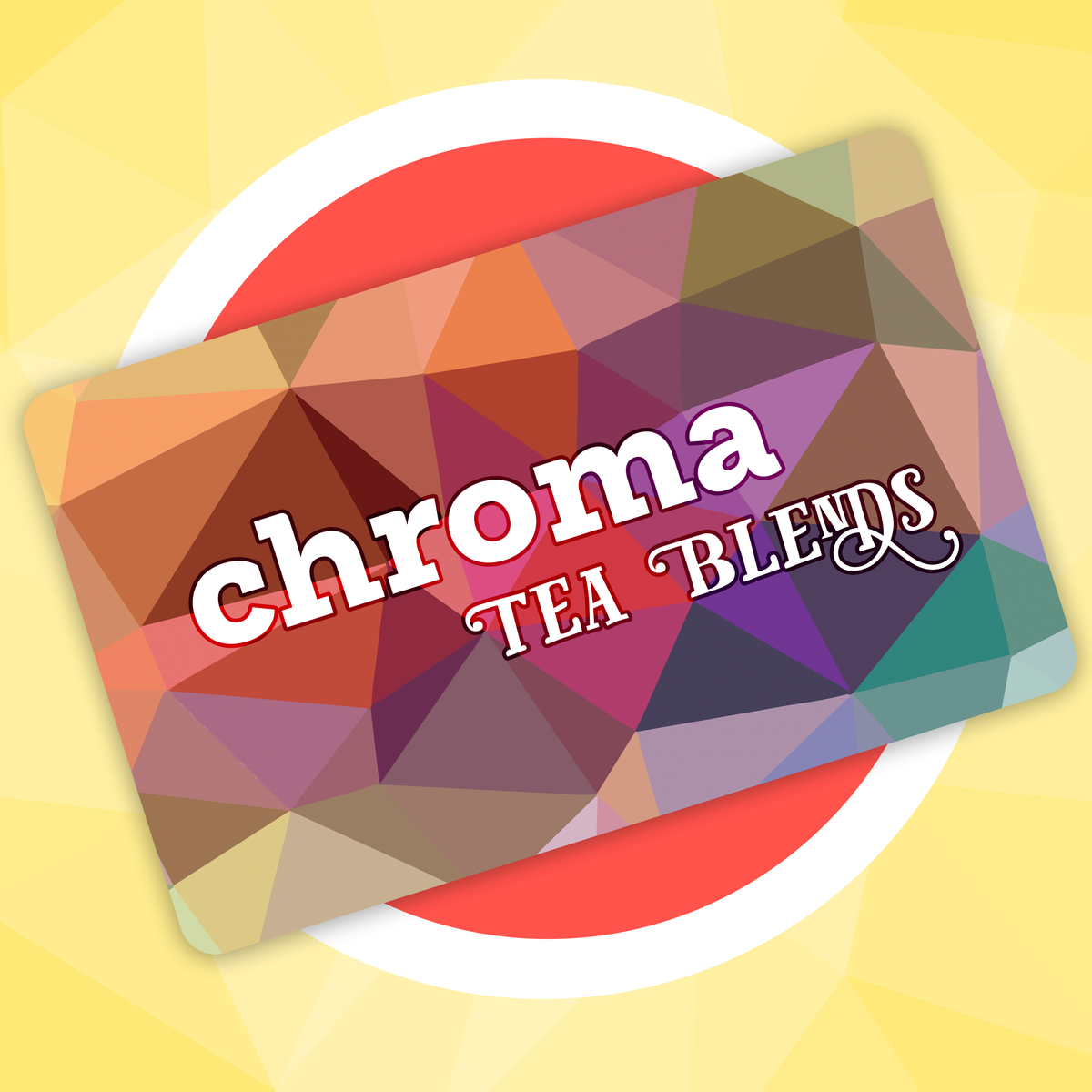 Chroma Tea Gift Card