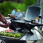 The Airstream Weber® Q®1200 Gas Grill