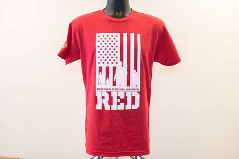 R.E.D. Friday Boot Campaign Shirt