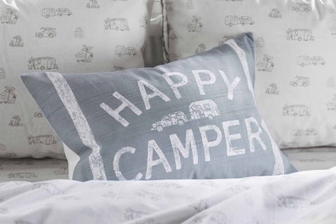 Airstream x Pottery Barn Very Happy Camper Bundle