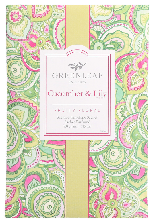 Duftsachet / Cucumber&Lily