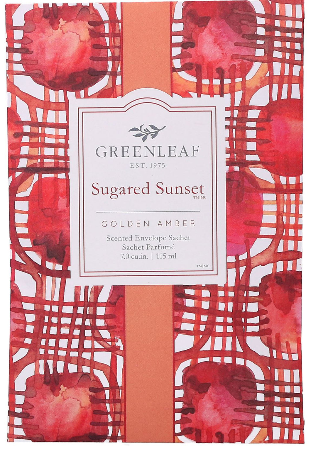 Duftsachet / Sugared Sunset