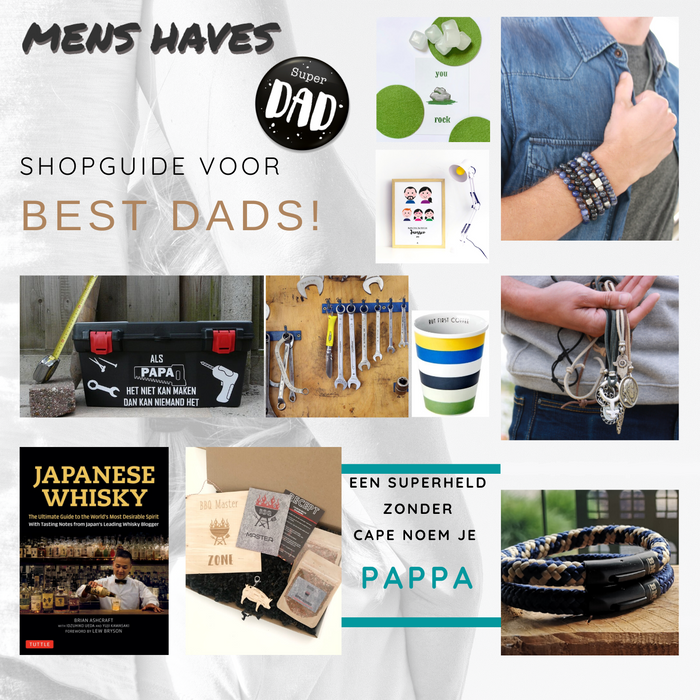 Shop Guide, BEST DAD!