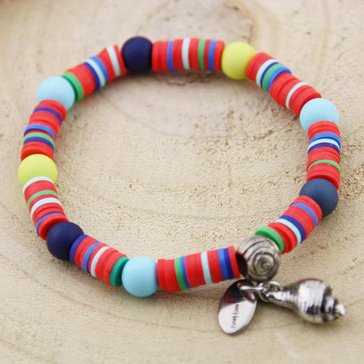 Armband Schells Multi Color