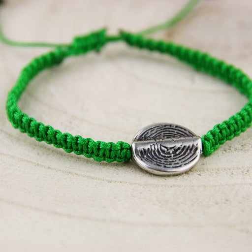 Armbandje Green Labyrinth