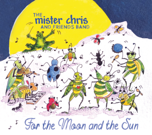 """For the Moon and the Sun"" by Mister Chris & Friends speaks to the child in each of us"