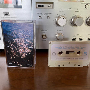 Seth Bernard - Let Love Light the Way Cassette