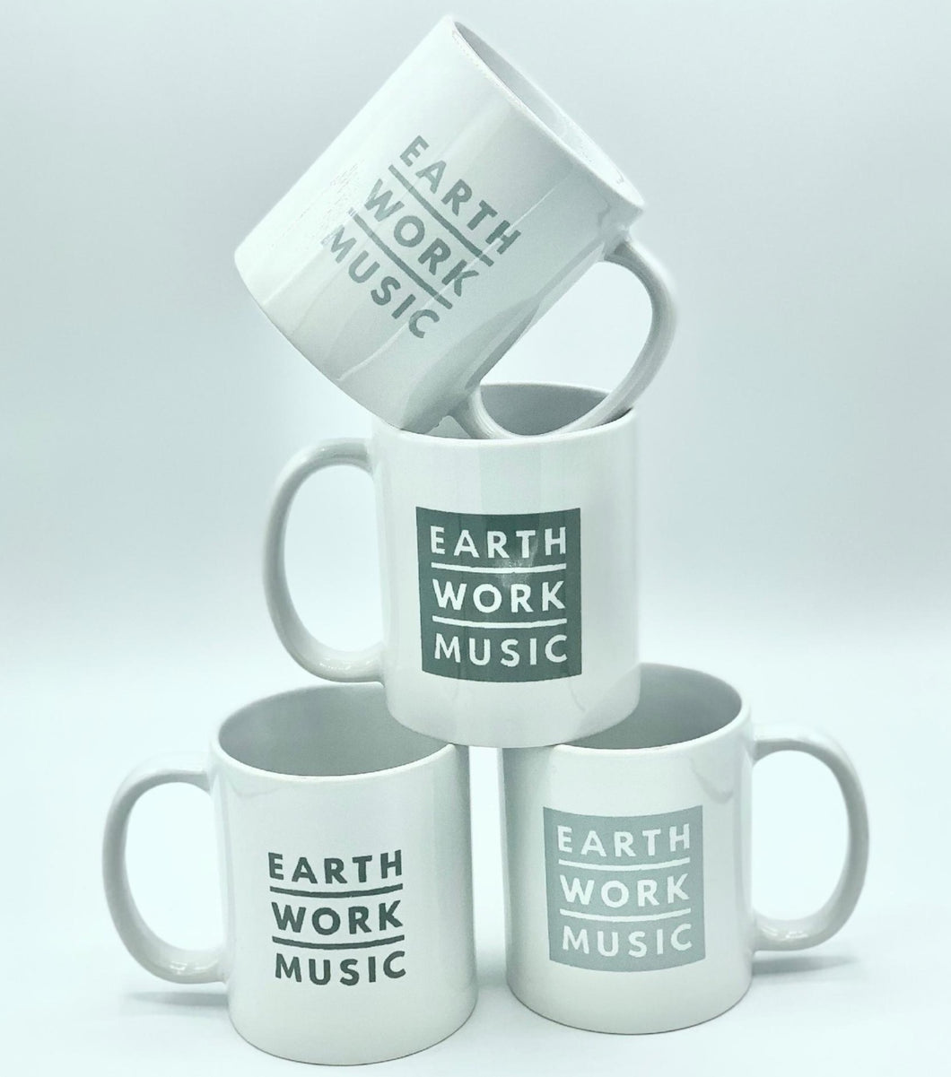 Earthwork Music Mug