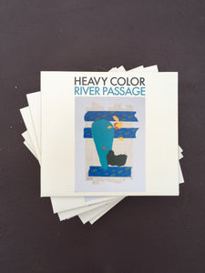 Heavy Color - River Passage CD