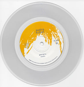 Audra Kubat - Georgia / Since I Fell in Love with the Music 7""