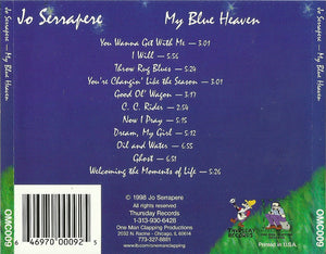 Jo Serrapere - My Blue Heaven CD