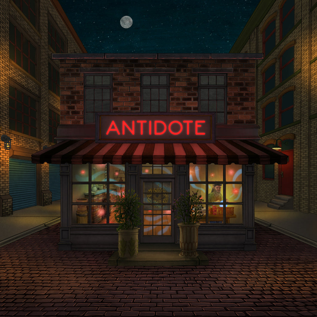 The Appleseed Collective - Antidote CD