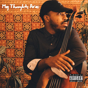 Jordan Hamilton - My Thoughts Are CD
