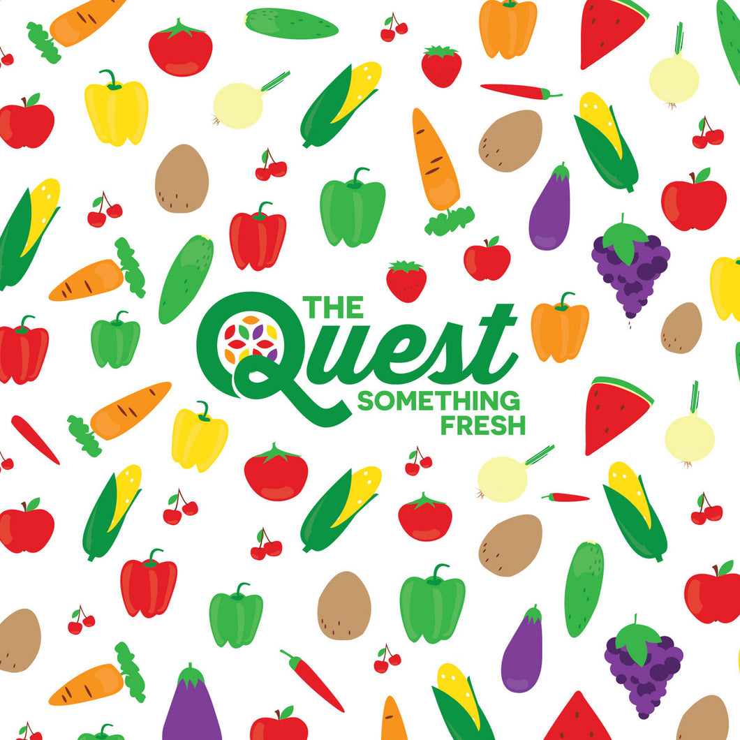 The Quest - Something Fresh CD