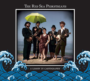 Red Sea Pedestrians - A Lesson in Cartography CD