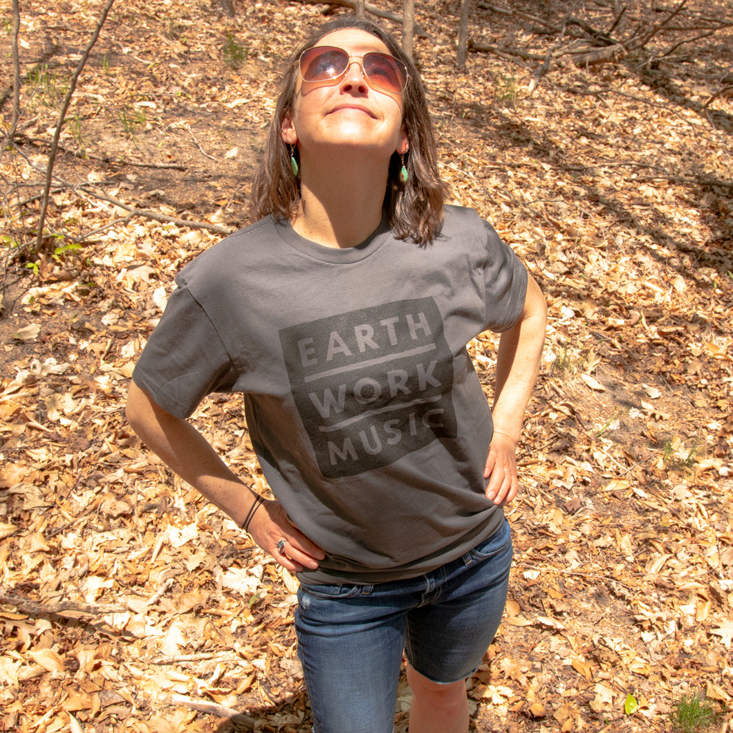 Earthwork Music T-Shirt