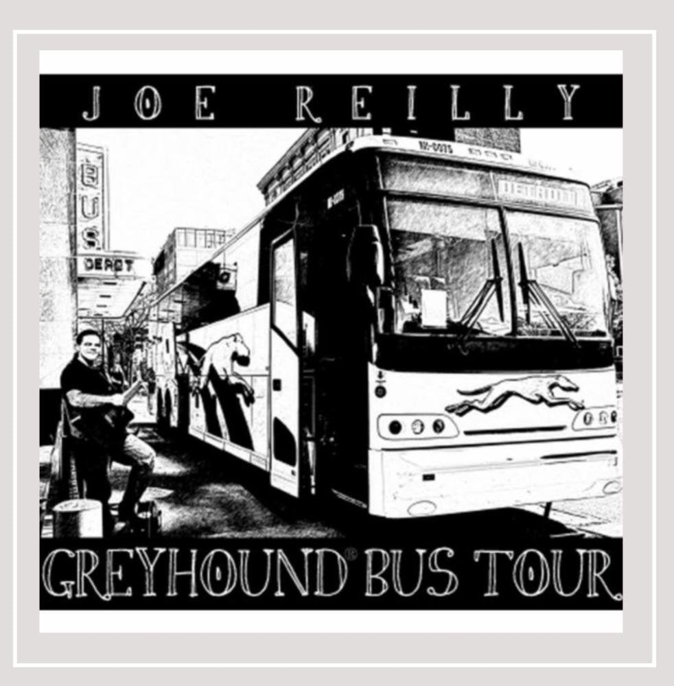 Joe Reilly - Greyhound Bus Tour CD