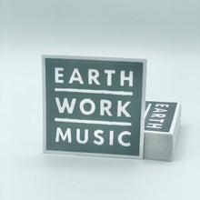 Load image into Gallery viewer, Earthwork Music Sticker