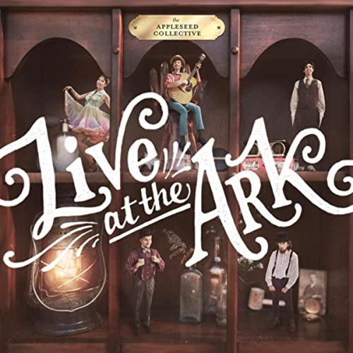 The Appleseed Collective - Live at The Ark CD