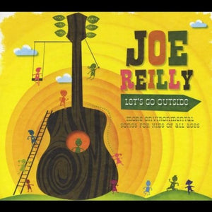 Joe Reilly - Let's Go Outside CD